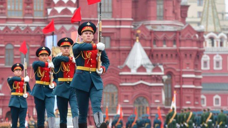Жеңістің 76 жылдығына орай Ресейдің 400-ге жуық өңірінде салтанатты шара өтпек