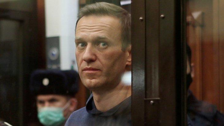 Қамауда отырған Алексей Навальныйдың денсаулық жағдайы белгілі болды