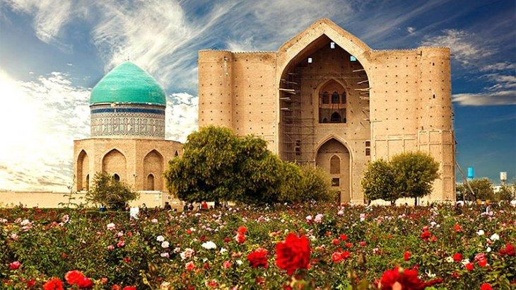Түркістан – түркі әлемінің рухани астанасы болды
