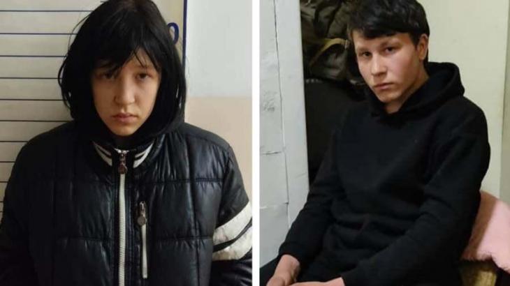 Тараздық қашқын-ғашықтар Қырғызстаннан табылды
