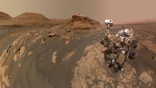Марстағы ауа температурасы белгілі болды
