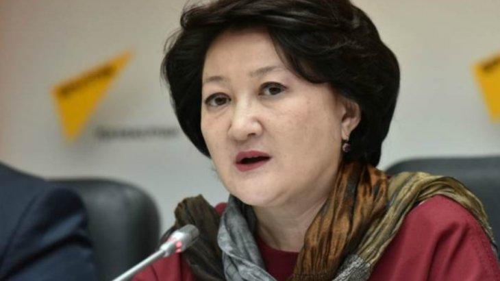 «Бұл арсыздық!»: министр Ақтоты Райымқұлованың үстінен арыз түсіп жатыр