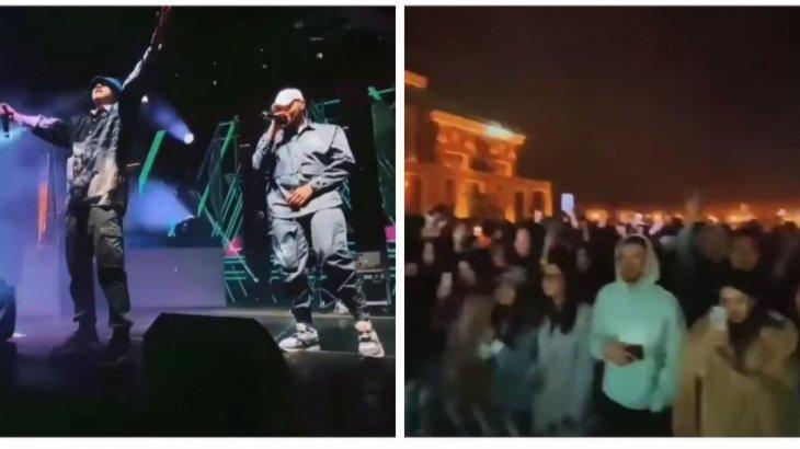 «ИК» тобының концертін ұйымдастырған «Rixos Aktau» қонақүйіне айыппұл салынды