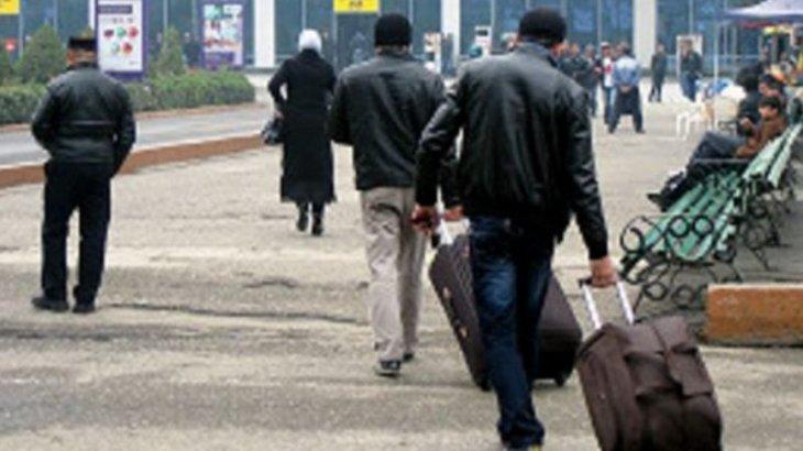 Ресейде заңсыз жүрген 49 мың қазақстандықты алып кетуге екі ай уақыт берілді