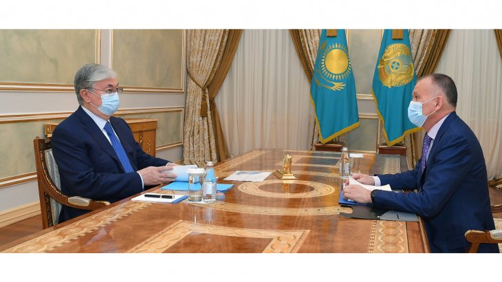 «Сайлау келе жатыр»:  Президент Имашевқа тапсырма берді
