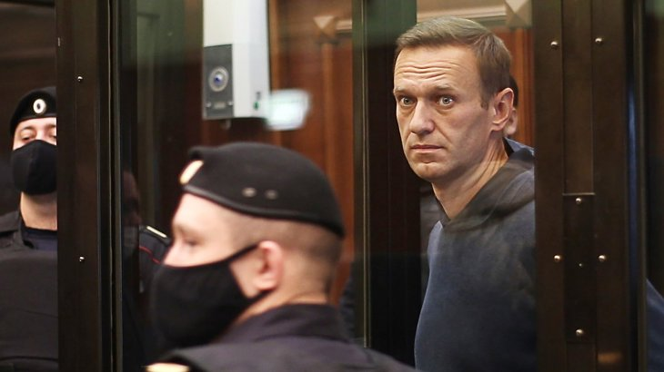 Навальныйдың ісін Еуропалық сот қарайтын болды