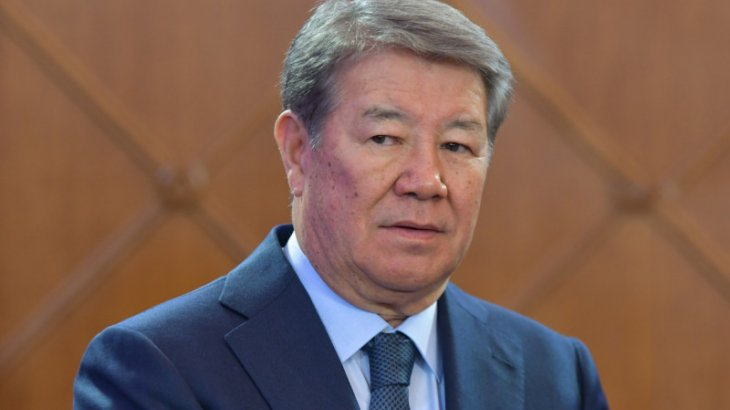 Есімов Назарбаевтың штаттан тыс көмекшісі болып тағайындалды