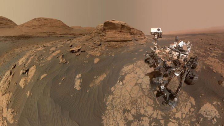 Жаңалық: Марстан оттегі табылды!