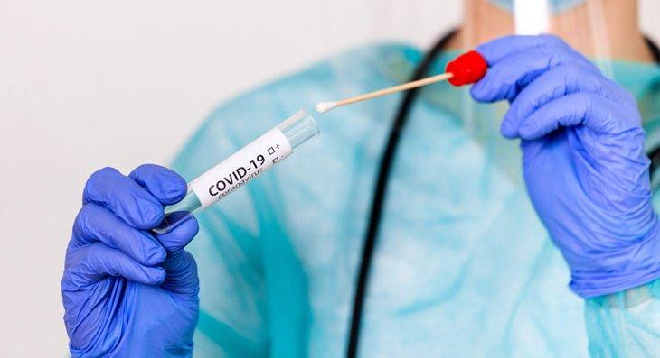 Елімізде бір тәулікте 2837 адамнан коронавирус анықталды