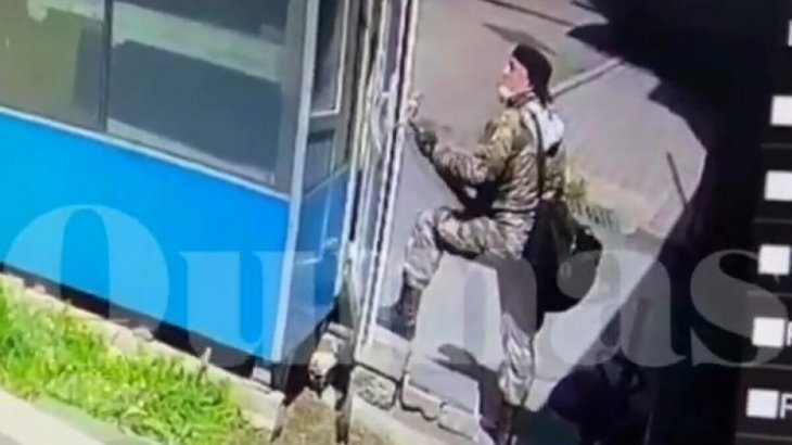 Алматыда атыс шығарған адам Ресей азаматы болып шықты