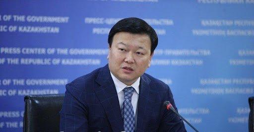 Бүгін Денсаулық сақтау министрі Алексей Цой вакцина салдырады