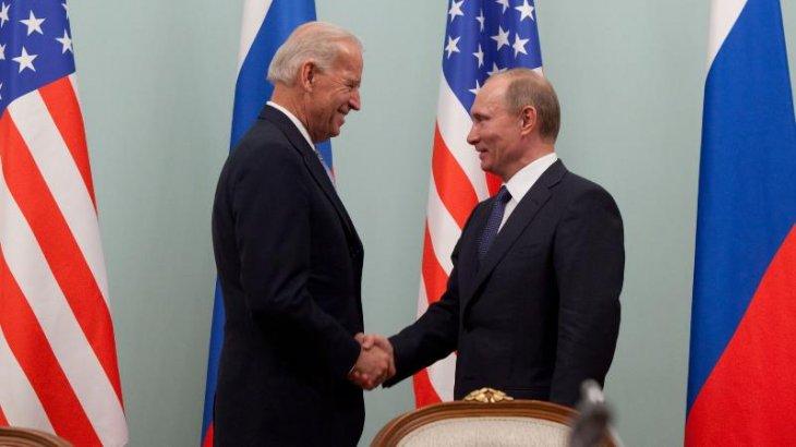 Путин мен Байден кездесетін болды