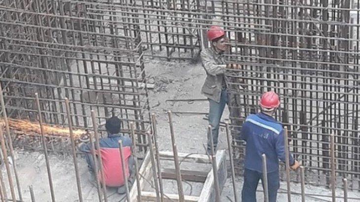 Алматыдағы құрылыс алаңында жас жігіт қаза болды
