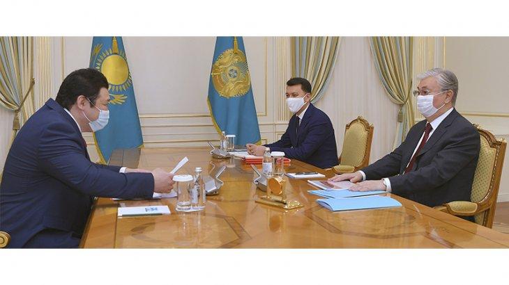 Тоқаев Ұлттық қоғамдық сенім кеңесінің мүшелерін қабылдады