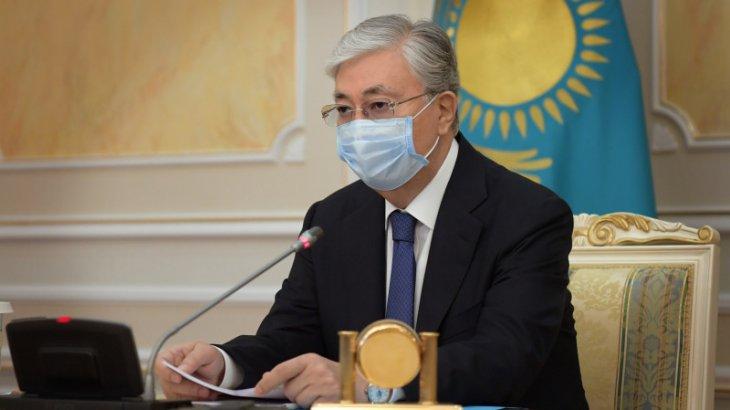 Тоқаев «Спутник V» вакцинасының екінші дозасын алды