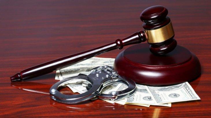 Қамауға алынған Медеу аудандық сотының судьясынан 4,6 млн долларға жуық ақша тәркіленді