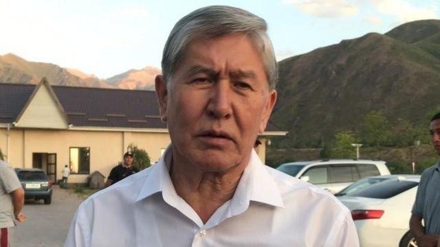 «Отыруға болмайды»: Алмазбек Атамбаевқа ауыр диагноз қойылды