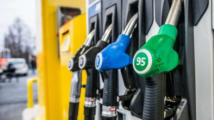 Елімізде бензин бағасы 230 теңгеге дейін өсті
