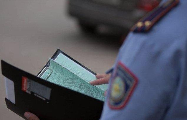 «Ішімдік ішіп отырған»: полицейлер елордада өртке қатысы бар күдіктіні ұстады