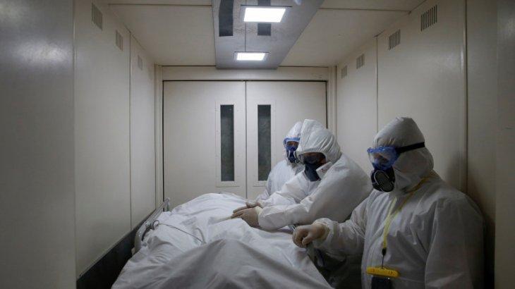 Пневмония мен коронавирустан 39 адам  қайтыс болды