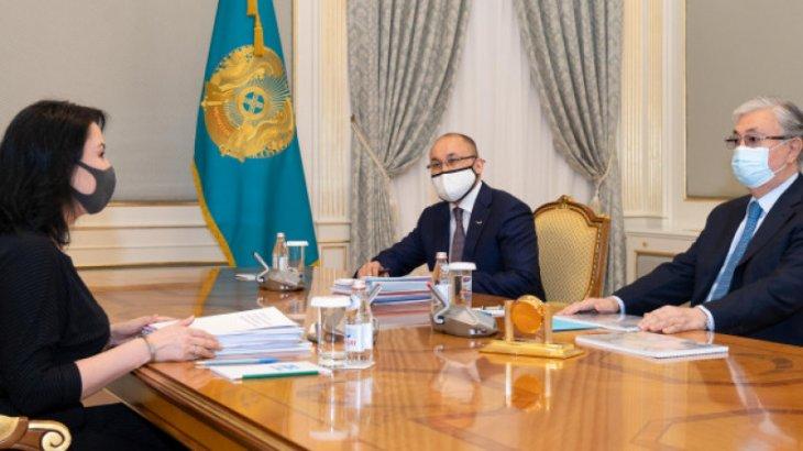 «Кінәлілер жазалануы керек»: Тоқаев Аружан Саинға тапсырма берді