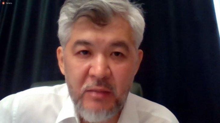 Біртанов сыбайлас жемқорлыққа қатысы жоқ екенін мәлімдеді