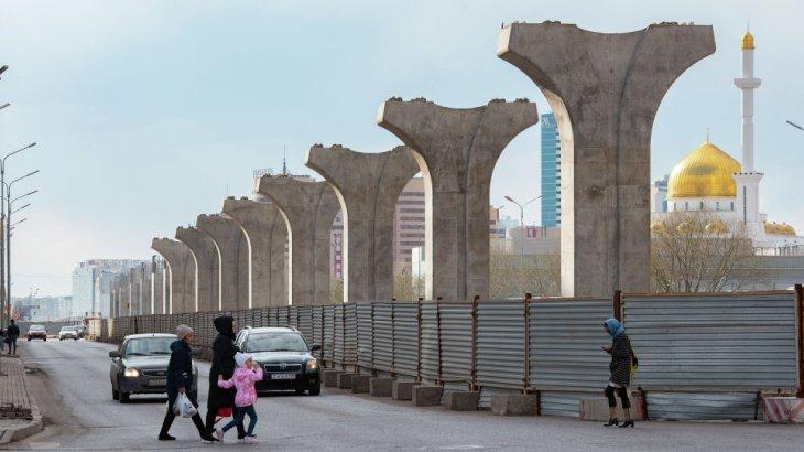 «Астана LRT» шетелдік компаниялардың қарыздарын қазақстандықтарға ілмек