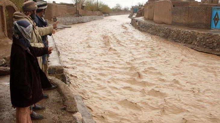 Ауғанстанда су тасқынынан қаза тапқандар саны 78-ге жетті