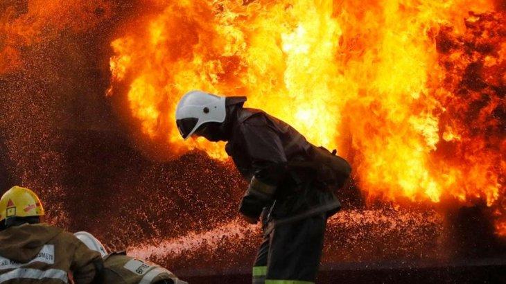 «Павлодарда өрттен қаза болғандардың барлығы бір отбасының мүшелері» - ТЖД