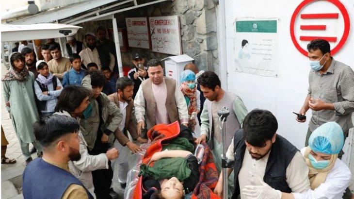 Ауғанстанда мектепке шабуыл жасалып, 50 адам мерт болды