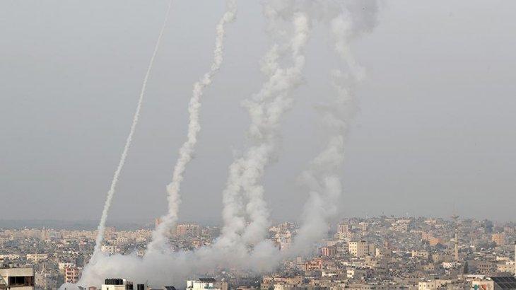 Палестинада Израильдің әуе шабуылдары кезінде жиырма адам қаза тапты