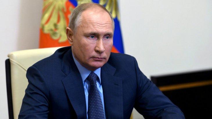 Путин Қазан оқиғасына қатысты мәлімдеме жасады