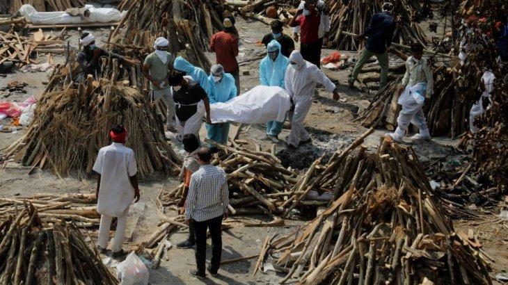 ДДСҰ: Үндістандық коронавирус штаммы әлемге қауіп төндіріп тұр