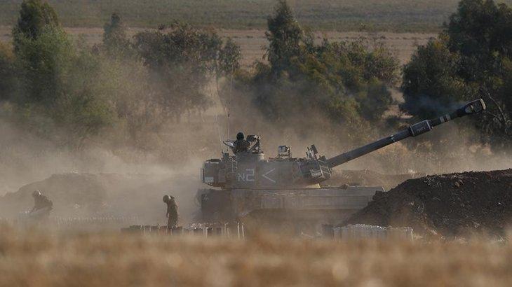 Израиль армиясы Газа секторында шабуыл басталғанын хабарлады