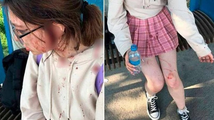 Алматы облысында екі әйел 16 жастағы қызды соққыға жықты