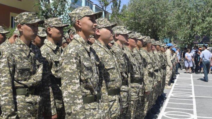 «Үйін сағынған»: Алматы облысында сарбаз әскерден қашып кеткен