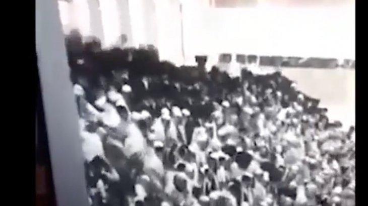 Израильде синагогада орналасқан трибуна опырылып кетті: Көз жұмғандар бар
