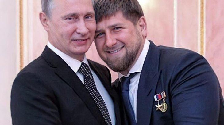 «Мен Путиннің жобасымын, әрі сарбазымын» - Шешенстан президенті