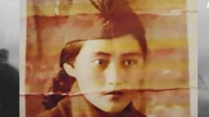 Әлия Молдағұлованың еш жерде жоқ суреті табылды