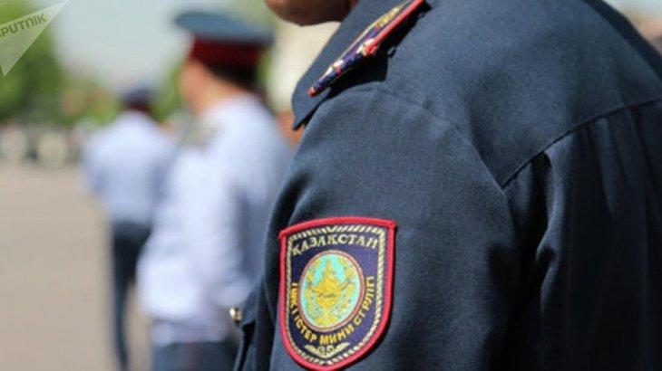 Елордада бір топ лауазымды полиция қызметкері ұсталды
