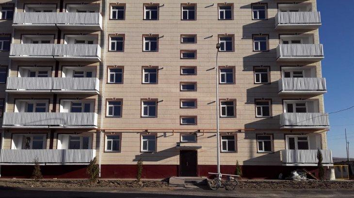 Түркістан облысында құрылысы әлдеқашан аяқталған 600 пәтер бір жылдан бері қаңырап тұр