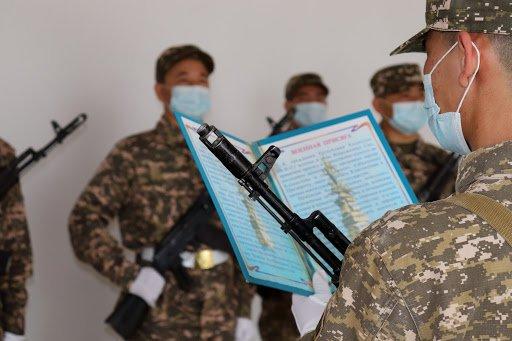 Ант бергенінен 5 күн болған: Жамбыл облысындағы әскери бөлімде сарбаз өз-өзіне қол жұмсады