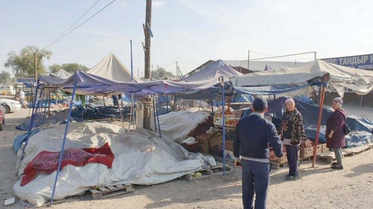 Астанадағы заңсыз базарлар сүріліп, орнына қоғамдық орындар салынады