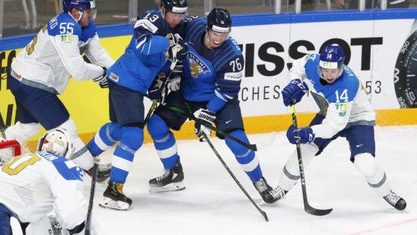 Хоккейден әлем чемпионаты: Қазақстан қазіргі әлем чемпионын жеңді
