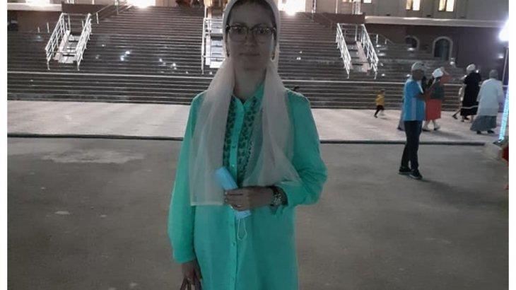 «Надандықтың шыңы деген де осы»: журналист Cәуле Әбілдаханқызын Сарыағаштағы мешітке кіргізбей қойған