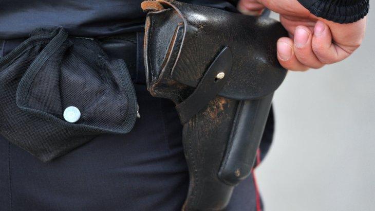 Павлодарда полиция қызметкері прокуратура ғимаратында өз-өзін атып тастады