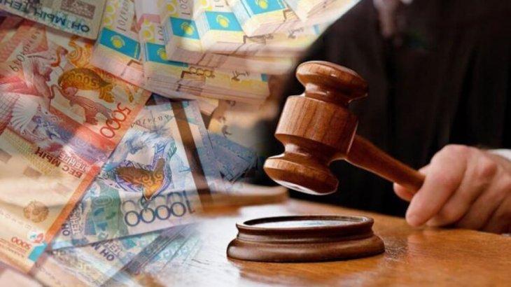 Қарағандыда ауданаралық экономикалық соттың судьясы ұсталды