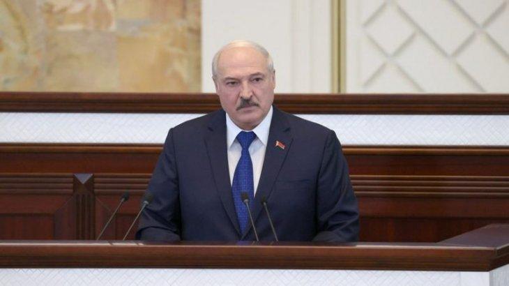 Лукашенко «Ryanair» ұшағындағы жағдайға қатысты түсініктеме берді