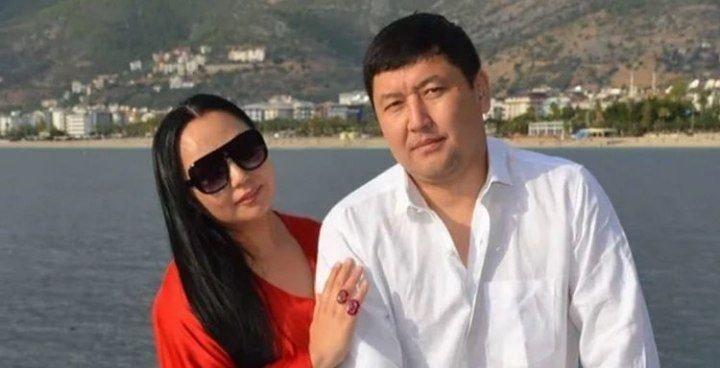 Әнші Алтынай Жорабаеваның күйеуі қайын атасына көлік сыйлады (ВИДЕО)