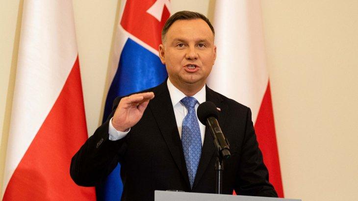 «Ресей қалыпқа сай келмейтін агрессор ел» - Польша президенті